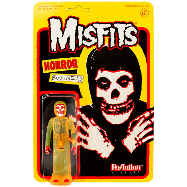 Misfits ReAction Figure - The Fiend (Horror Business)