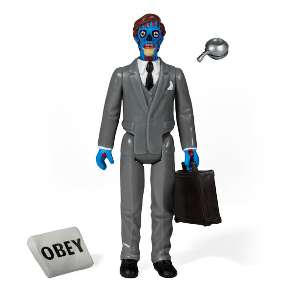 "ReAction They Live - Male Ghoul 3.75"" ReAction Figure"
