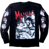 """MANIAC"" LONG SLEEVE SHIRT"