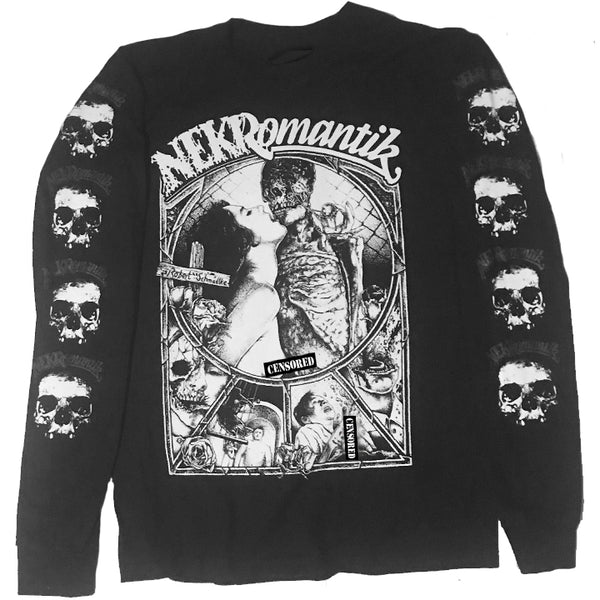NEKROMANTIK 18+ LONG SLEEVE