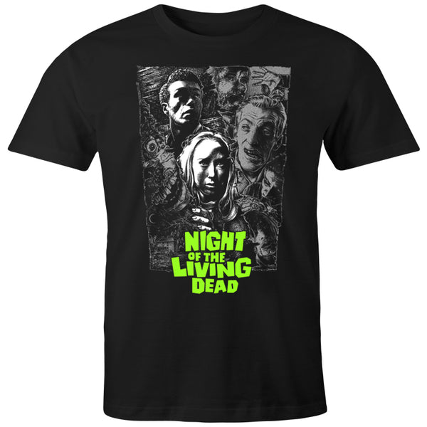 """NIGHT of the LIVING DEAD"" SHIRT"