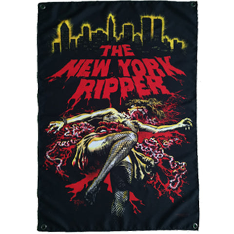 THE NEW YORK RIPPER TAPESTRY