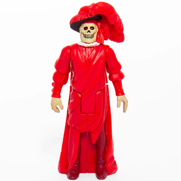"The PHANTOM of the OPERA ""RED DEATH"" - 3.75"" ReAction Figure"