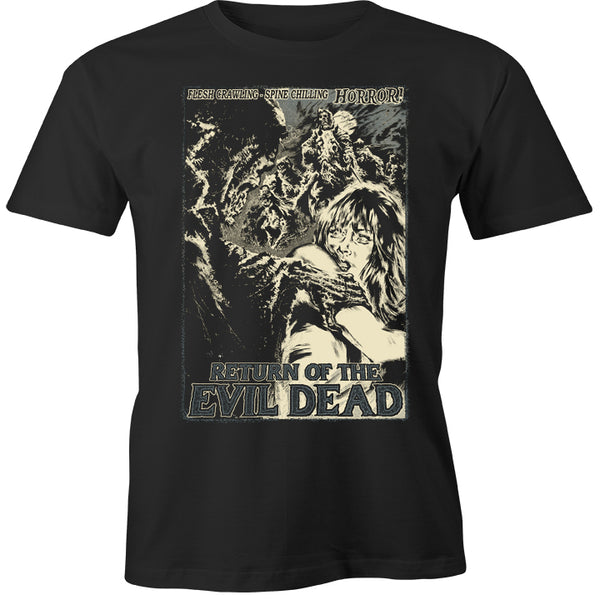 """RETURN OF THE EVIL DEAD"" SHIRT"