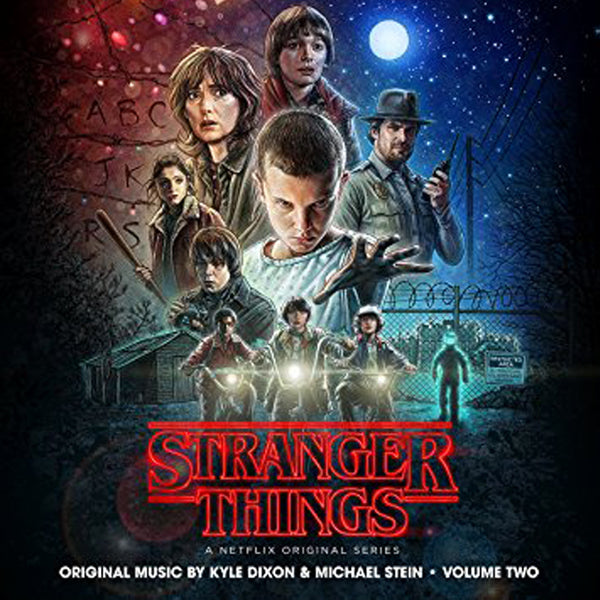 STRANGER THINGS VOL.2  DOUBLE LP