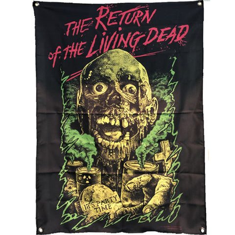THE RETURN OF THE LIVING DEAD TARMAN TAPESTRY