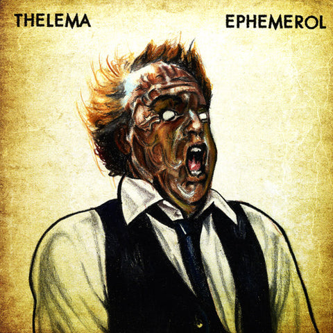 "Thelema : Ephemerol - Tribute To ""Scanners"" RECORD"