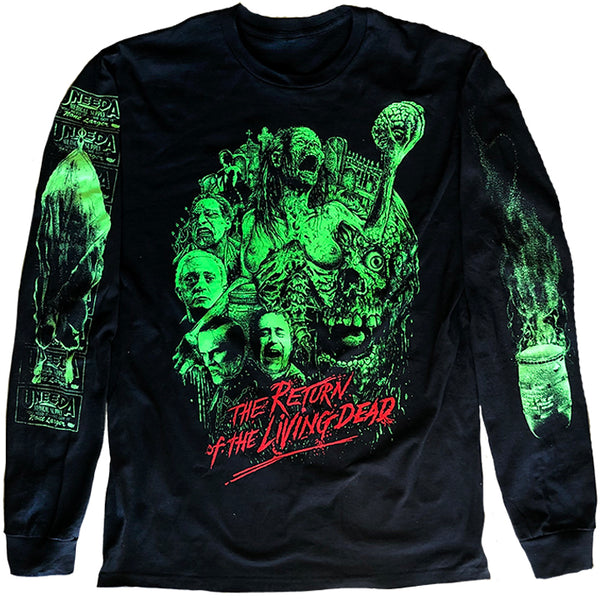THE RETURN OF THE LIVING DEAD - UNEEDA LONG SLEEVE