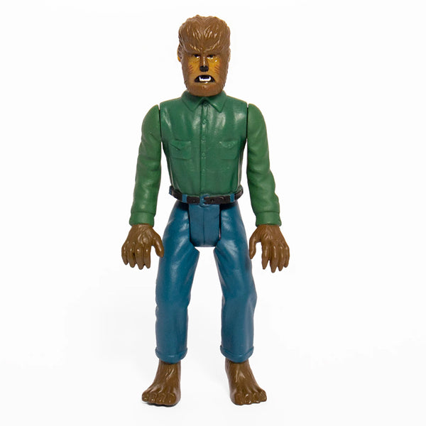 "THE WOLF MAN - 3.75"" ReAction Figure"