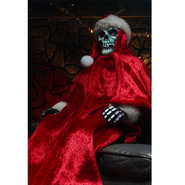 MISFITS 8″ Clothed Action Figure – Holiday Fiend