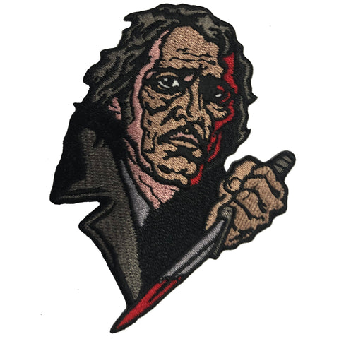 "MANIAC ""FRANK ZITO"" EMBROIDERED PATCH"