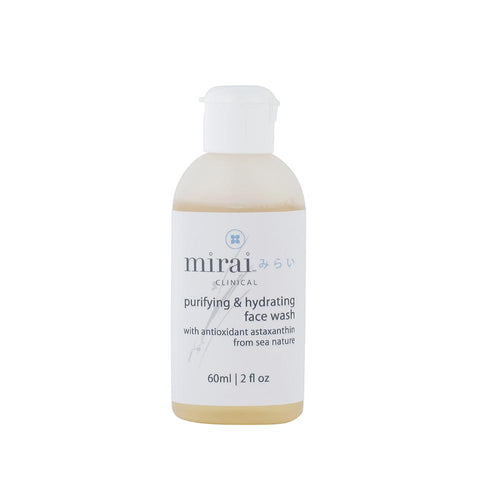 Purifying & Hydrating Face Wash Travel Size