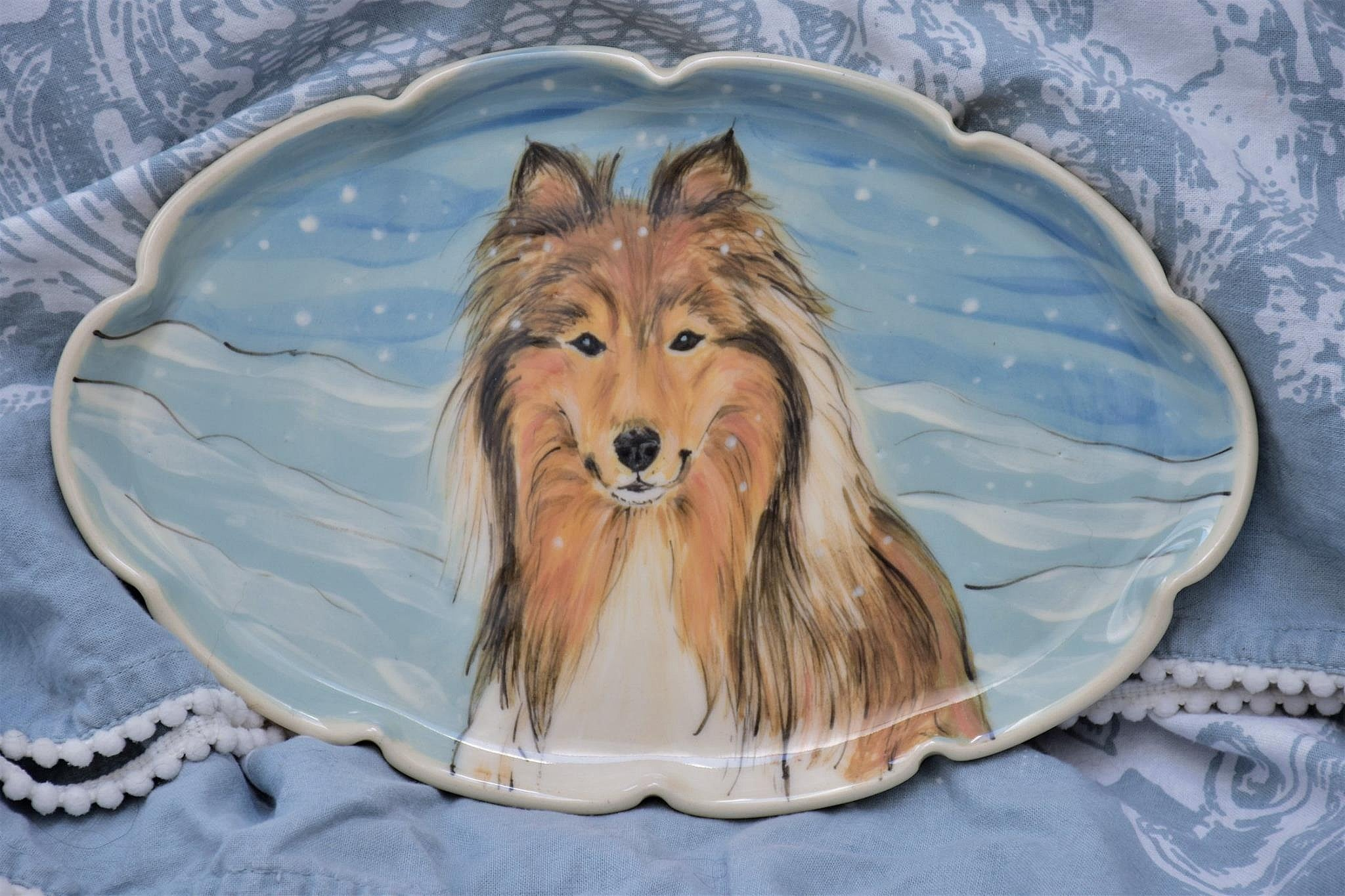 Customised Cat & Dog Portrait in Stoneware/Prices starting at - Lillie Ceramics