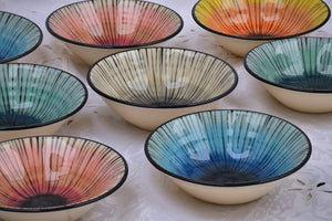 Decorative Bowls in Stoneware - Lillie Ceramics