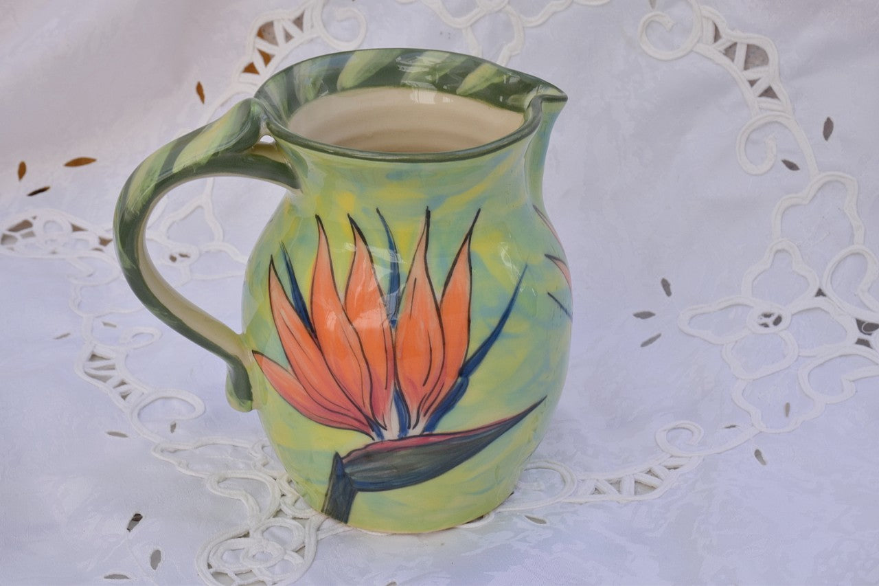 Jug/ Pitcher in Stoneware, 1000 ml - Lillie Ceramics