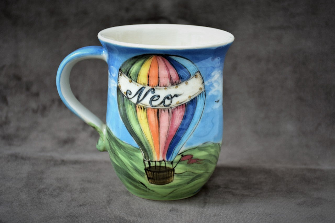 Personalised Products in Stoneware/Prices starting at - Lillie Ceramics