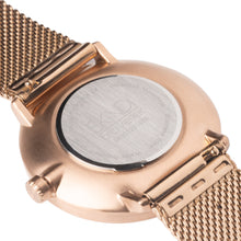 Load image into Gallery viewer, Traveller - Rose Gold Mesh Strap