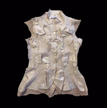 Load image into Gallery viewer, YOSHIKI HISHINUMA creased shirt