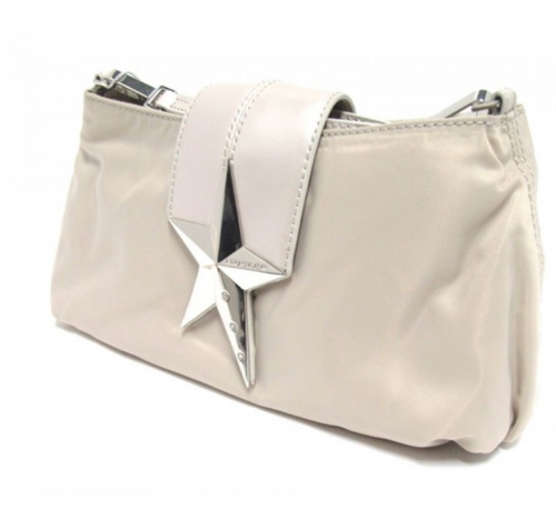 THIERRY MUGLER beige mini bag