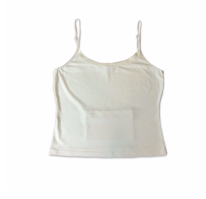 PRADA white top with a zip pocket