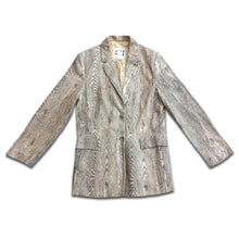 Load image into Gallery viewer, ROBERTO CAVALLI Wool Wood pattern jacket