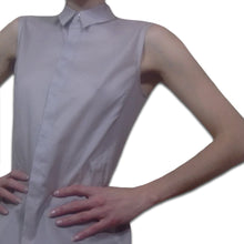 Load image into Gallery viewer, JIL SANDER grey shirt 100% cotton
