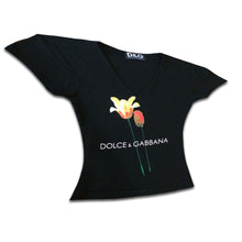 Load image into Gallery viewer, DOLCE & GABBANA tulips top