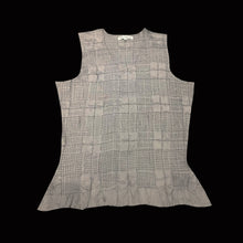 Load image into Gallery viewer, YOSHIKI HISHINUMA satin silver pleated set