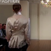Load image into Gallery viewer, ALBERTA FERRETTI Autumn/ Winter 2010-2011 Silk beige shirt