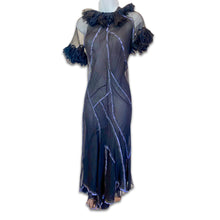 Load image into Gallery viewer, ALBERTA FERRETTI 2002/2003 Silk dress