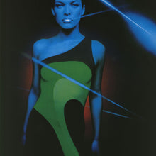 Load image into Gallery viewer, PLEIN SUD 1997 Green dress