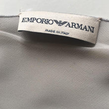 Load image into Gallery viewer, EMPORIO ARMANI SS1998 Silver silk top