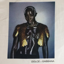 Load image into Gallery viewer, DOLCE&GABBANA for Naomi Campbell's 25th anniversary