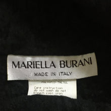 Load image into Gallery viewer, MARIELLA BURANI 90s Black gilet