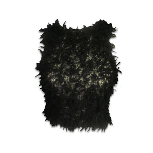 DOLCE&GABBANA Dark wool top
