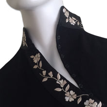 Load image into Gallery viewer, BLUMARINE Summer 2003 Asian silk top