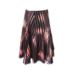 GIANNI VERSACE 90s open skirt
