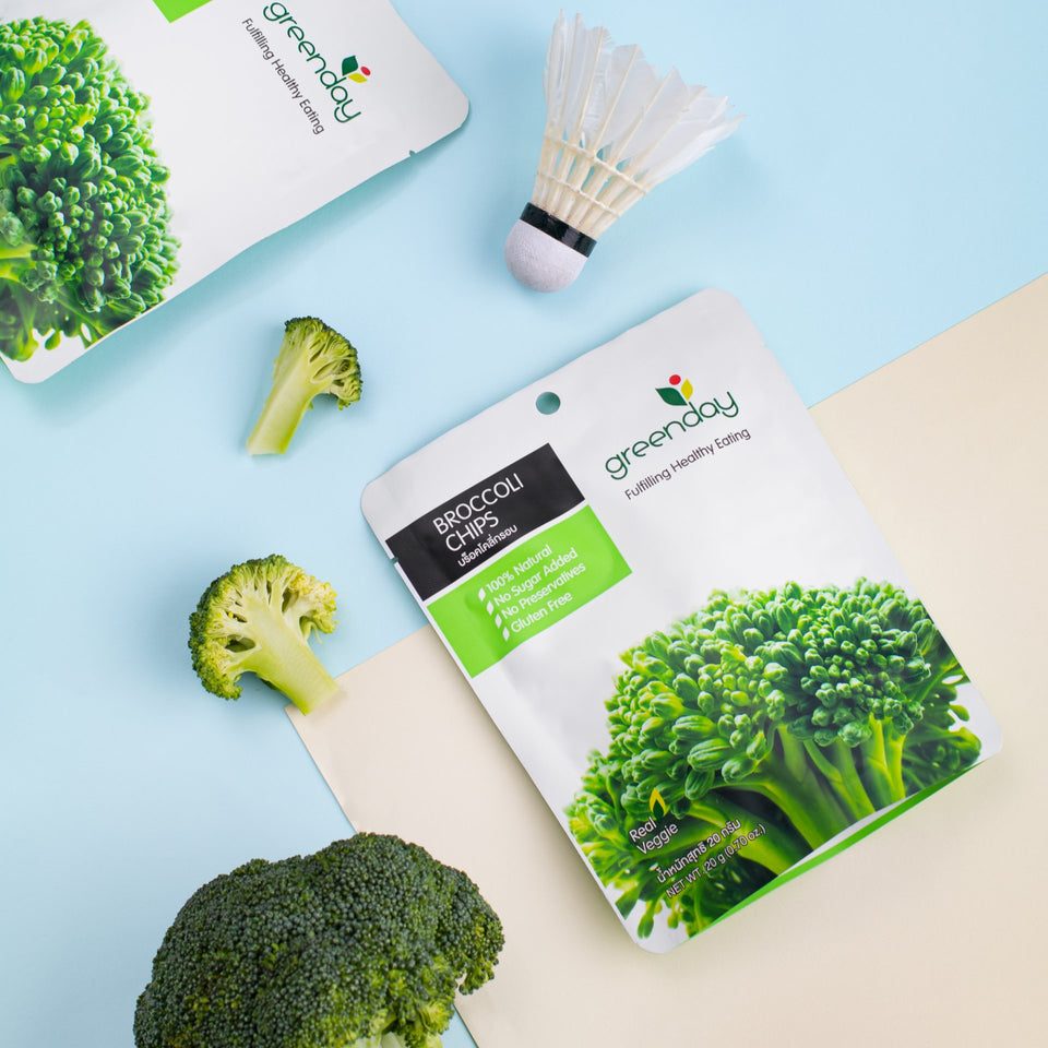 Broccoli (Sharing Pack) Crispy Vegetables Greenday Singapore