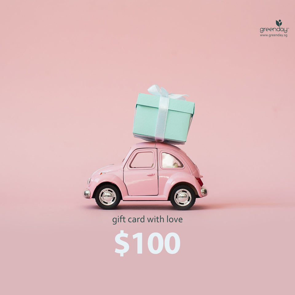 Gift Card - $100 Gift Card Greenday Singapore