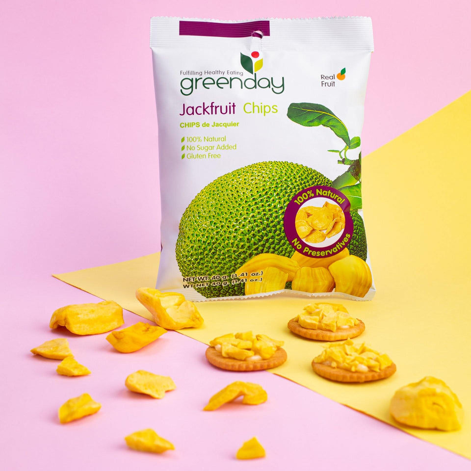 Jackfruit (Premium Fruit) Crispy Fruits Greenday Singapore