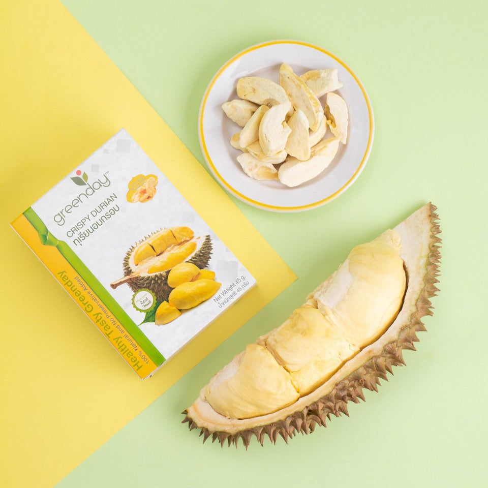 Thai Durian (Premium Fruit) Crispy Fruits Greenday Singapore