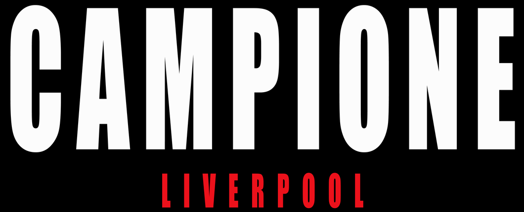 Campione Liverpool Vinyl Decal