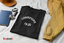 Load image into Gallery viewer, Champions 19-20 LFC T Shirt