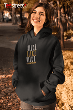 Load image into Gallery viewer, Allez Allez Allez Champions Unisex Hoodie in black
