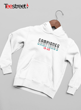Load image into Gallery viewer, LFC Campiones Unisex Hoodie in white
