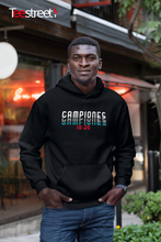 Load image into Gallery viewer, LFC Campiones Unisex Hoodie in black