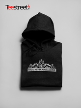 Load image into Gallery viewer, LFC Shankly Gates Unisex Hoodie in black