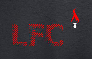 LFC with eternal flame T Shirts available in white/red/black