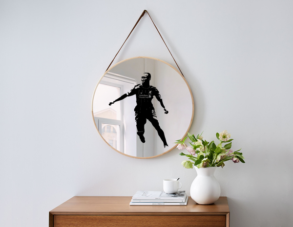 Large Naby Keita Vinyl Decal