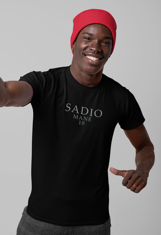 Sadio Mane 10 100% cotton T Shirt
